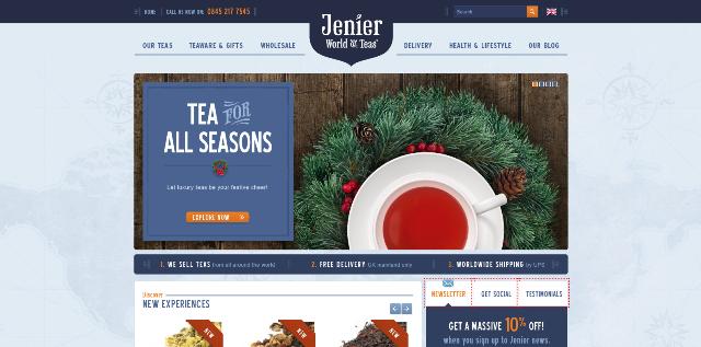 Jenier Word Of Teas