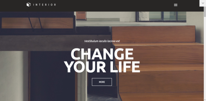 Furniture Responsive WordPress Theme