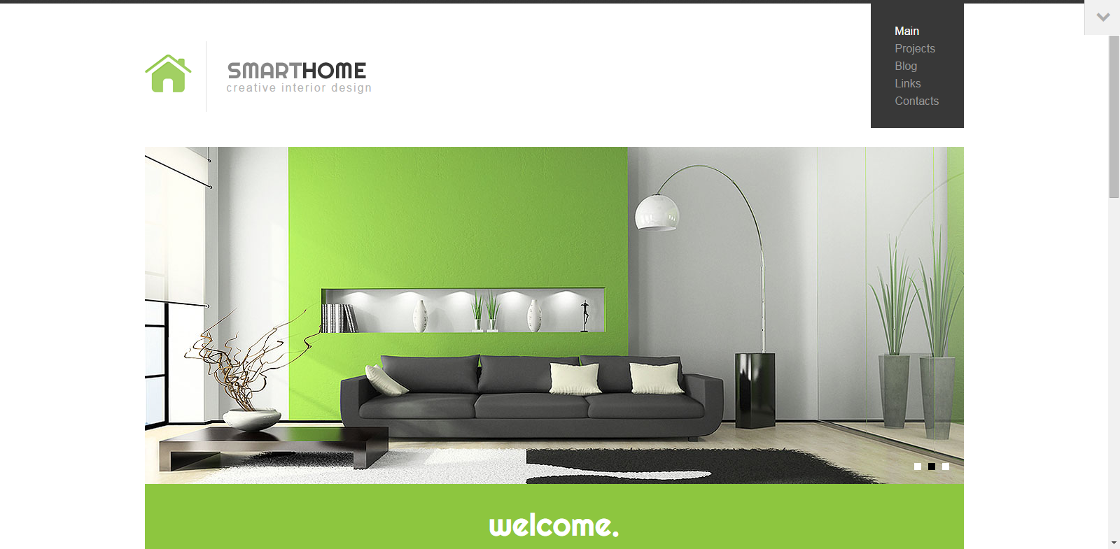 20 Modern Interior Design & Furniture WordPress Themes