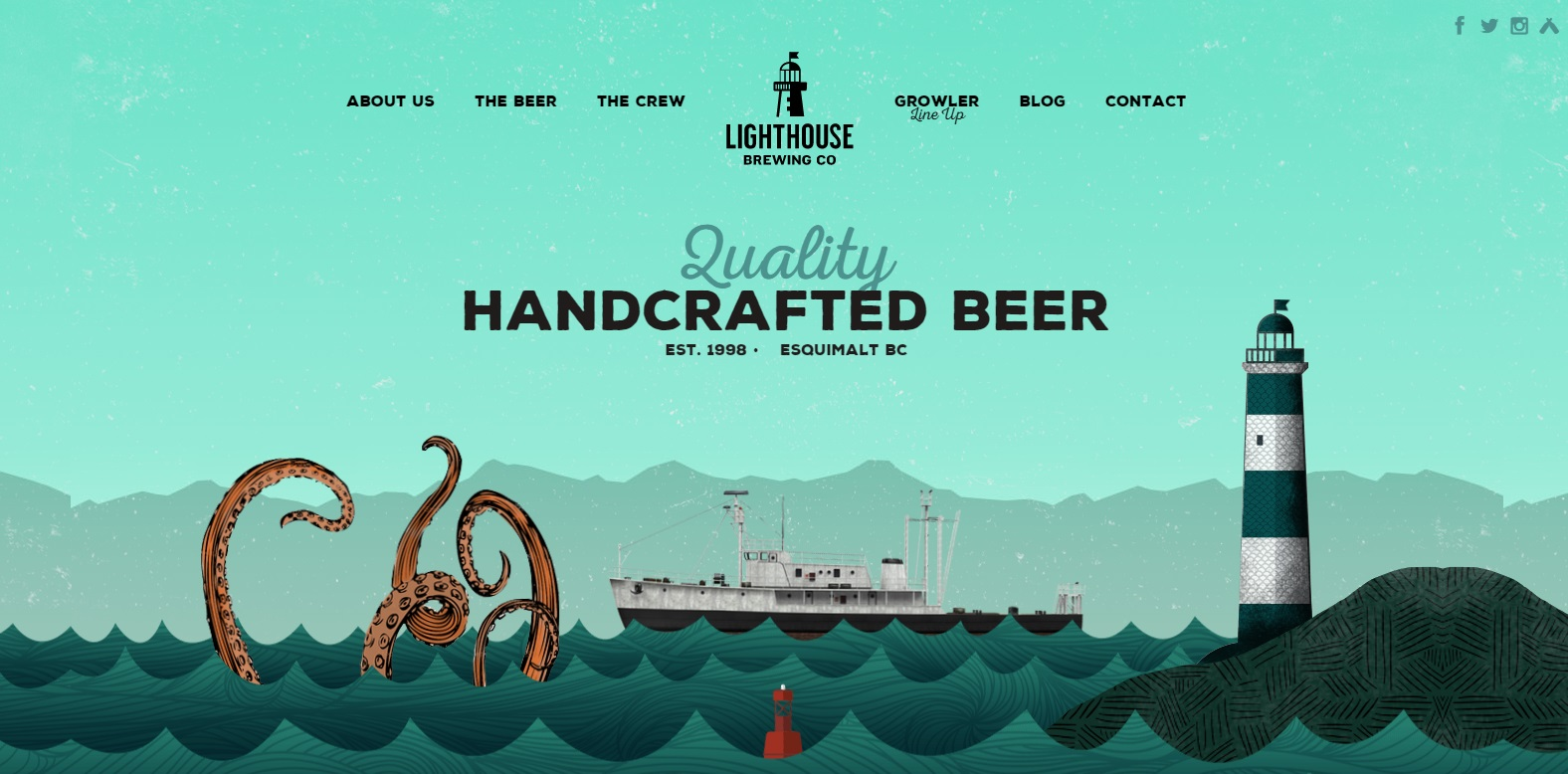 Examples of Creative & Fantastic Illustrations In Web Design For ...